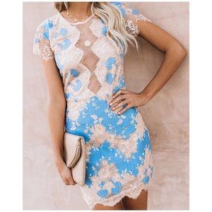 Storia Aries Lace Dress